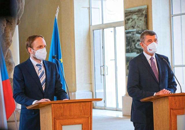 Чехия сократит штат российского посольства до численности чешского в Москве