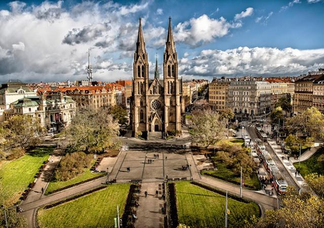 В выходные в Чехии резко похолодает