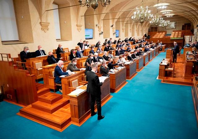 Сенат Чехии изучит возможность обвинить президента в госизмене