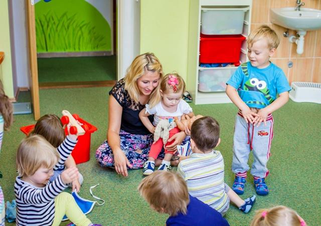 Детские сады в некоторых регионах Чехии полностью откроются с 26 апреля