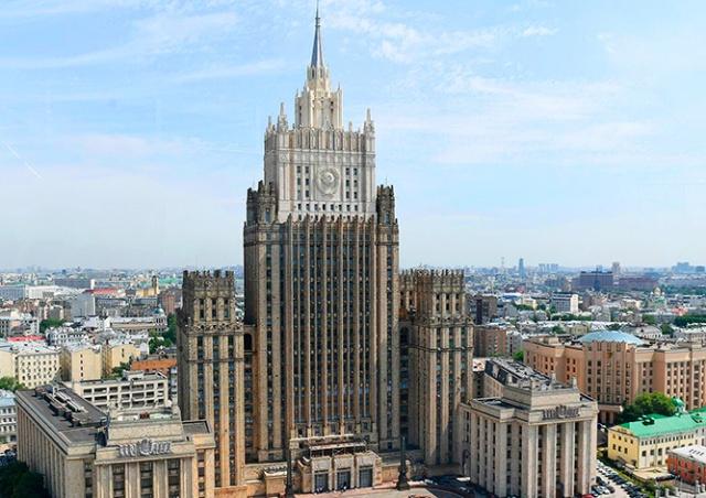 Россия согласилась уравнять численность дипмиссий в Москве и Праге