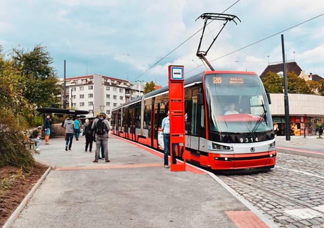 Проезд в общественном транспорте Праги подорожает