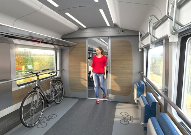 České dráhy купят новые поезда, способные разгоняться до 230 км/ч