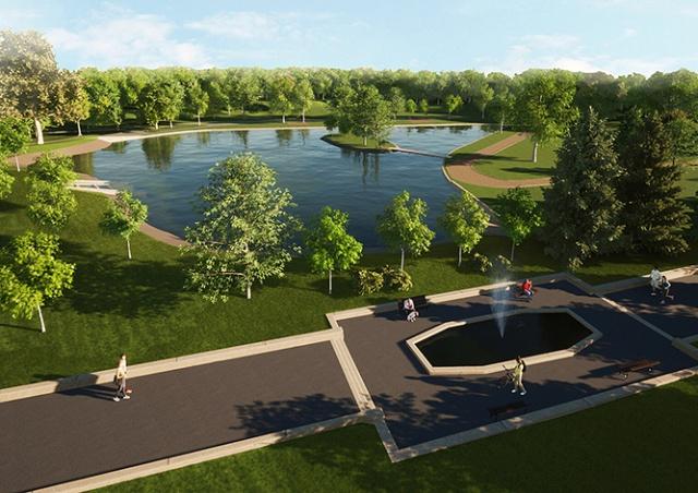 Пражский парк «Стромовка» расширят, а на Летне создадут новый водоем