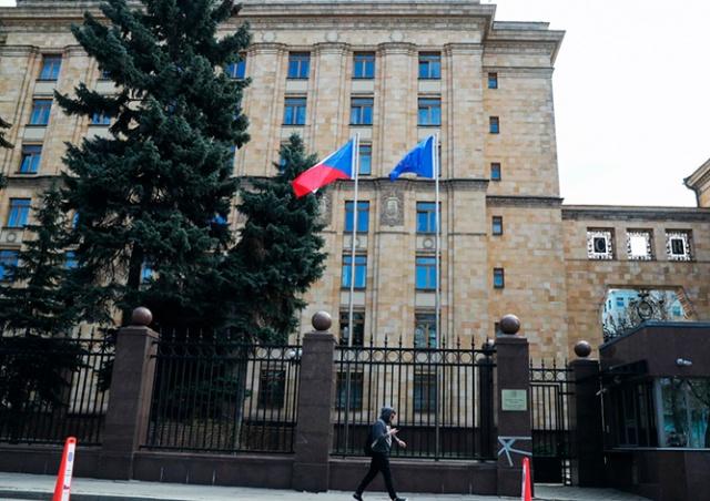МИД Чехии сообщил, сколько дипломатов осталось в России