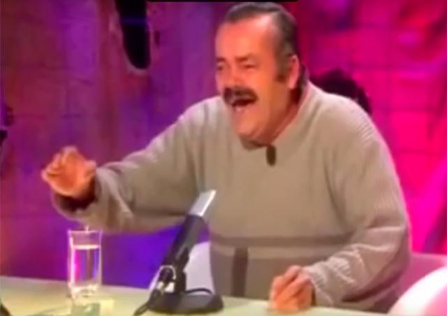 Умер актер Хуан Борха – герой мема про хохочущего испанца