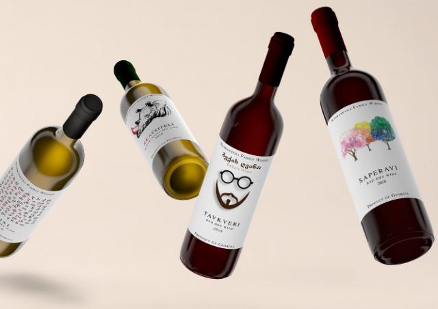 Пасхальная акция в магазине грузинских вин dekanter.cz