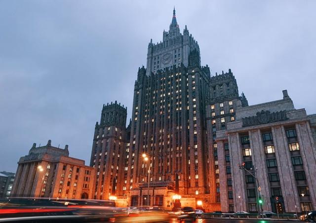 Россия вышлет 20 сотрудников чешского посольства в Москве