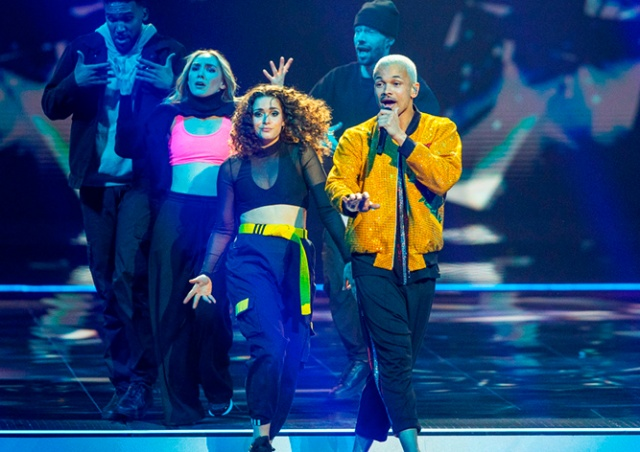 Чехия не смогла пробиться в финал «Евровидения»: видео