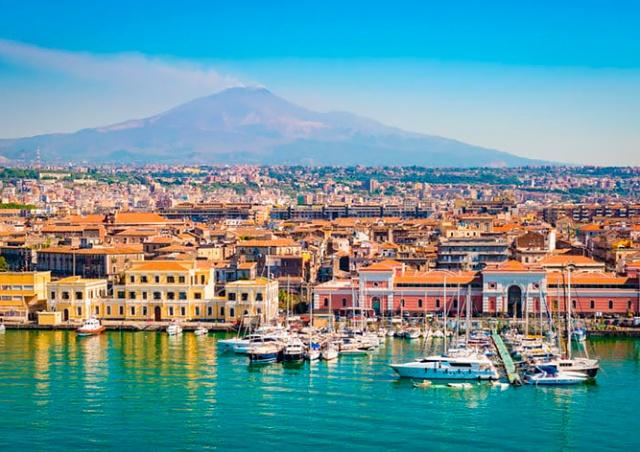Wizz Air запустит прямой рейс из Праги на Сицилию