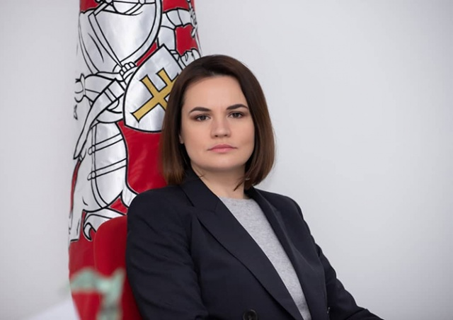 Светлана Тихановская посетит Прагу с официальным визитом