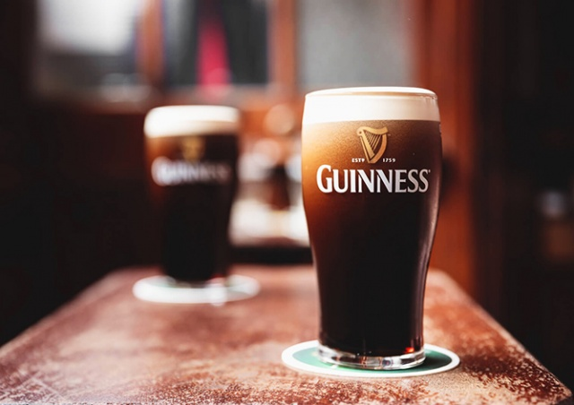 Staropramen стала дистрибьютором Guinness и Kilkenny в Чехии