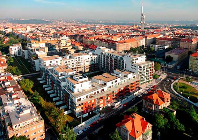 ЦБ Чехии подсчитал, как сильно переоценены квартиры в стране