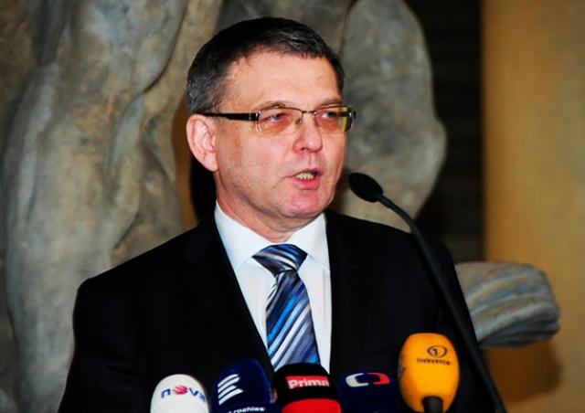 Министр культуры Чехии попал в ДТП