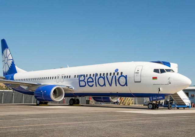 Чехия перестанет принимать рейсы «Белавиа»