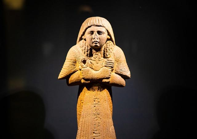Выставка египетских артефактов Sluneční králové задержится в Праге