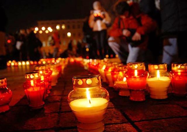 Президент Чехии зажжет первую свечу на акции памяти в Пражском Граде