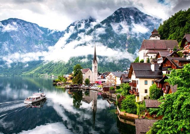 Австрия отменила карантин для туристов из Чехии