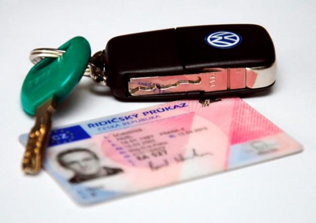 Водительское удостоверение в Чехии можно будет обменять онлайн с 1 июня