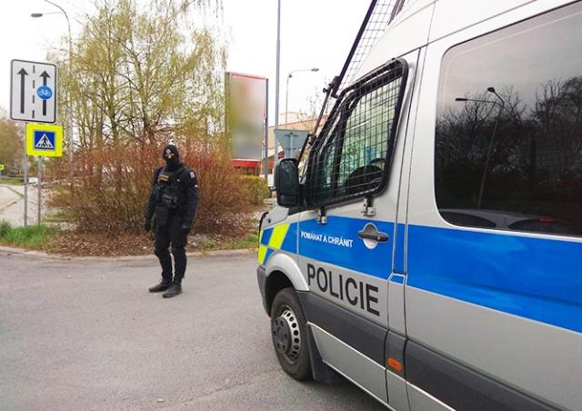 В Чехии обессиленные нелегалы попросили местных жителей вызвать полицию