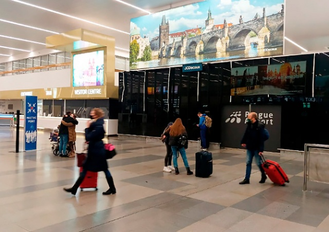 Чехия открывает границы для привитых туристов из шести неевропейских стран