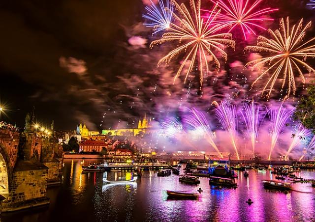 В субботу в Праге пройдет речной фестиваль Navalis