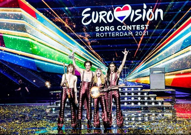 Победителем «Евровидения» стала Италия: видео