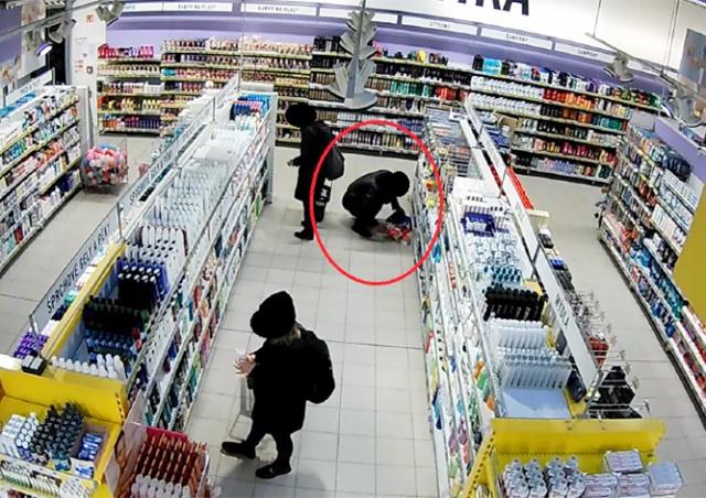 Житель Чехии пытался украсть из магазина 350 упаковок презервативов