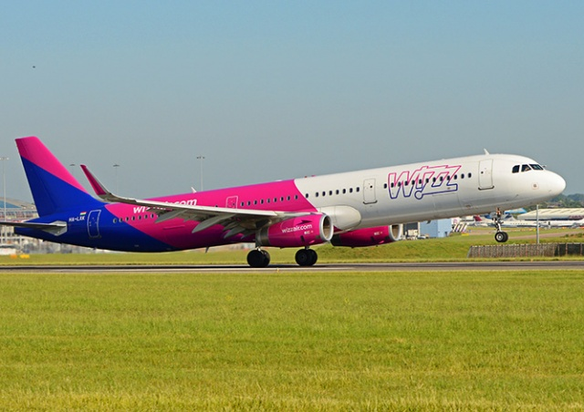 Wizz Air и airBaltic отказались от полетов над Беларусью