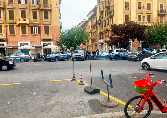 В Риме перед матчем Евро обезвредили бомбу