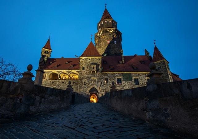 «Ночь крепостей и замков» пройдет в Чехии 31 июля