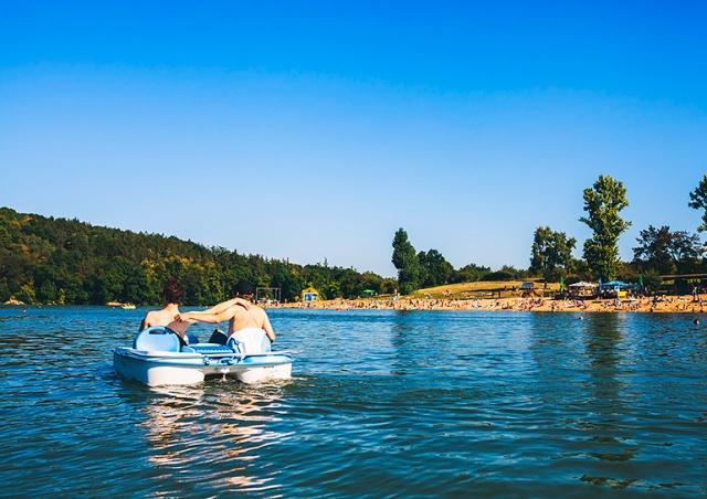 Где искупаться в Праге в природной воде: список пляжей