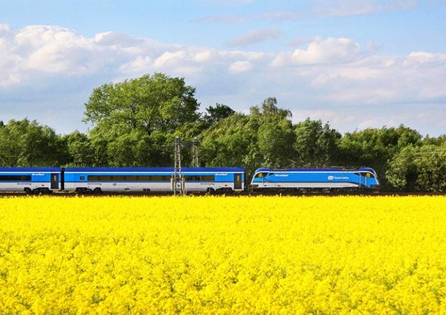 «Чешские железные дороги» объявили акцию на лето 2021 года