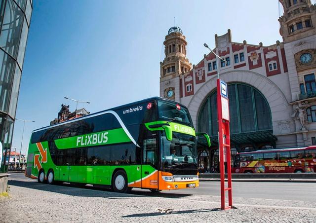 FlixBus запустит автобус из Праги в Хорватию