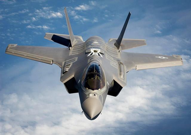 На авиашоу в Чехию впервые прилетит американский F-35