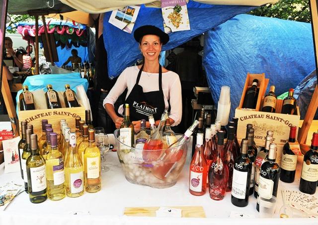 В июле в центре Праги откроется французский продуктовый рынок
