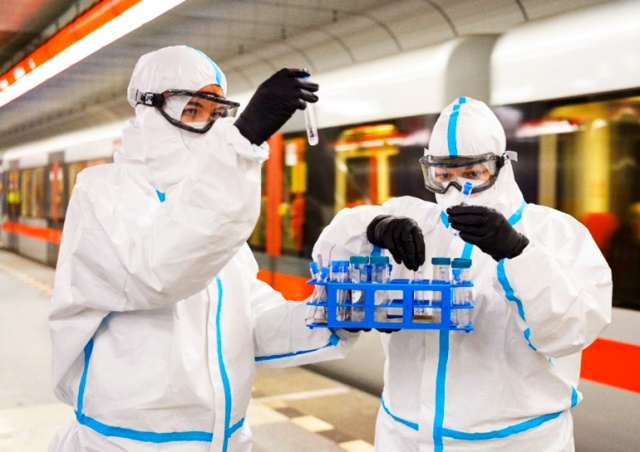 Ученые не нашли коронавирус в пражском транспорте