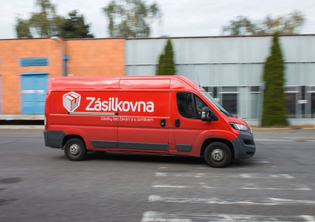 Zásilkovna начнет доставлять посылки на дом