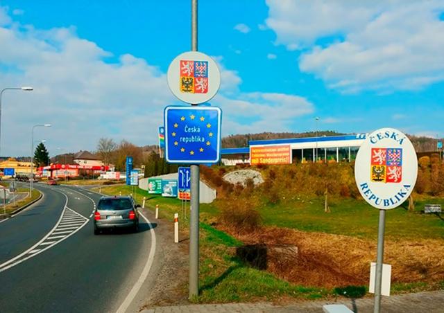 Минздрав Чехии отменил требование PCR-теста для возвращающихся на автомобиле