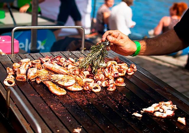 В Праге пройдет фестиваль уличной еды Letní Street Food