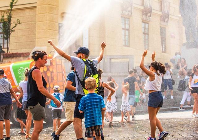 В Чехии продлили предупреждение о сильной жаре