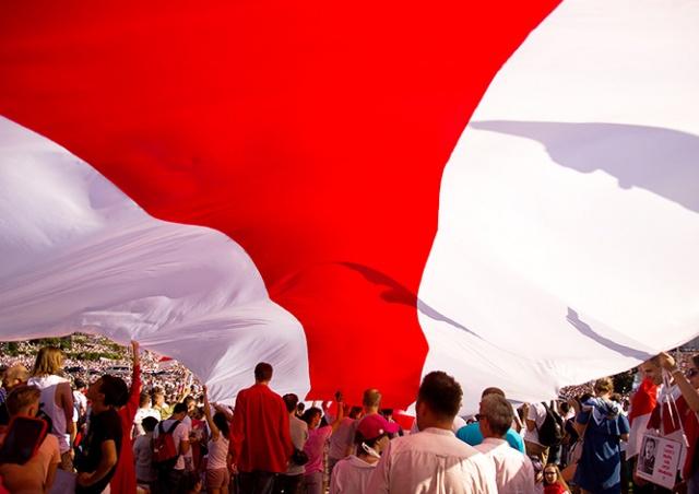В центре Праги пройдет митинг за свободную Беларусь