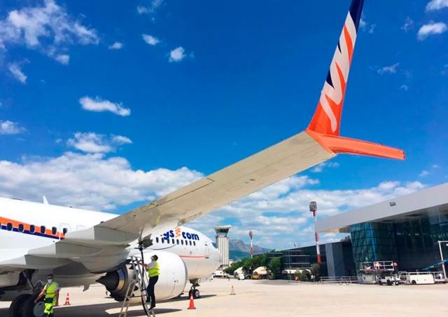 Неизвестный сообщил о бомбе на борту рейса Прага – Сплит