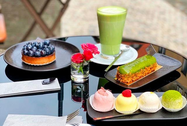 Скидка 20% на все: пражская кондитерская Café Millème отмечает день рождения