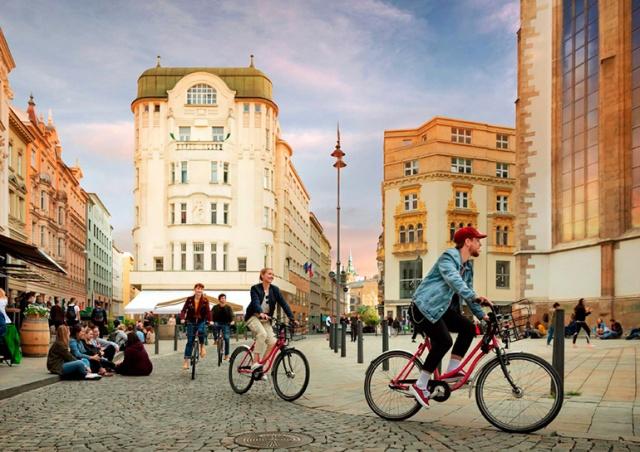 Чехия признана одной из самых миролюбивых стран мира