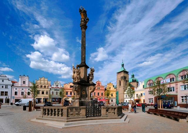 В Чехии выбрали «Исторический город года»