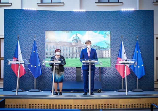 Минздрав Чехии смягчил требования к тестам для получения услуг