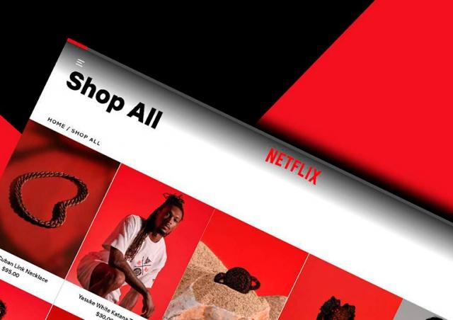 Netflix запустил онлайн-магазин с вещами по мотивам своих сериалов