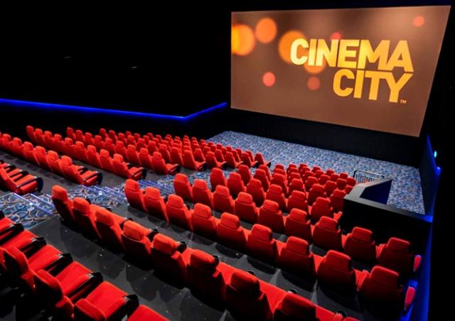 Cinema City назвала дату открытия своих кинотеатров
