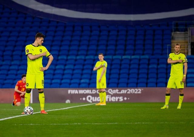Футболисты сборной Чехии отказались преклонять колено на матчах Евро